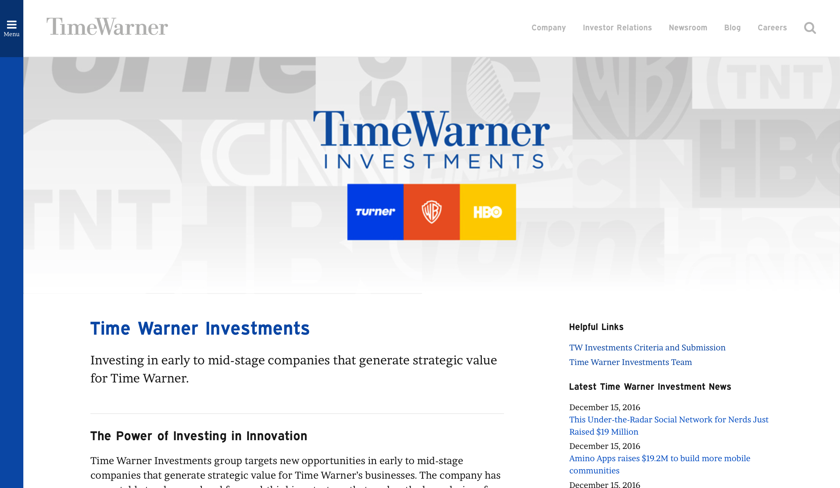 Investing Meaning