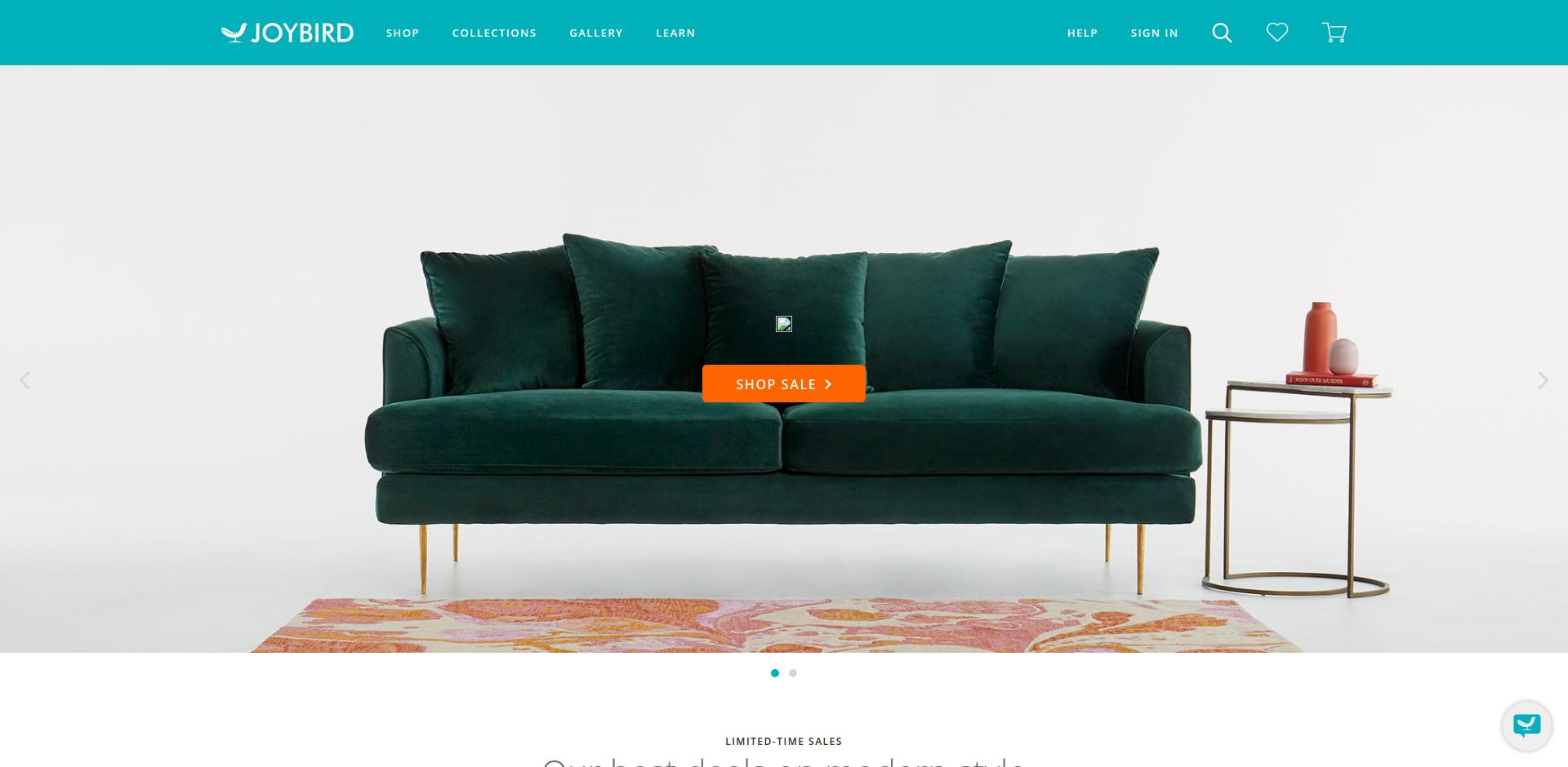Joybird Company Profile
