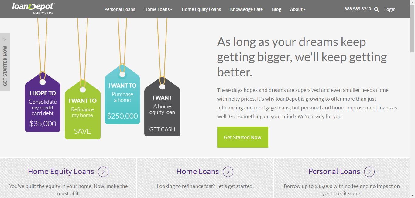 loanDepot company profile - Office locations, jobs, key people ...