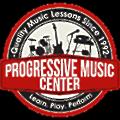 Progressive Music Center logo