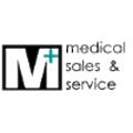 Medical Sales & Service logo