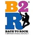 Bach to Rock: America's Music School logo