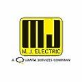 M.J. Electric , Inc. logo