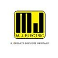 M. J. Electric logo