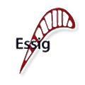 Essig Research logo
