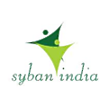 Syban India logo