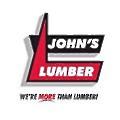 John's Lumber logo