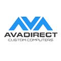AVADirect Custom Computers logo