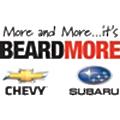 Beardmore Chevrolet Subaru logo
