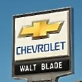 Blade Chevrolet logo