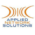 Applied Network Solutions logo