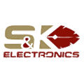 S&K Electronics logo