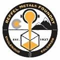 J.W. Reffel Metals Foundry logo