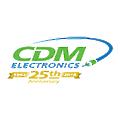 CDM Electronics logo