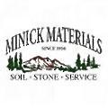 Minick Materials logo