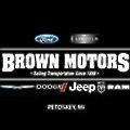 Brown Motors logo