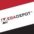Mega Depot logo