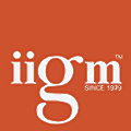 IIGM logo
