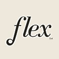 The Flex Company logo