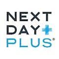 Next Day Plus logo