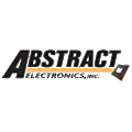 Abstract Electronics logo