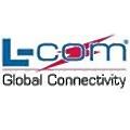 L-com logo
