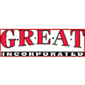 Great Incorporated logo
