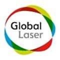 Global Laser logo