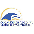 Cocoa Beach Area Chamber of Commerce logo
