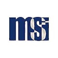 MSI-Mid State Instruments logo