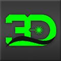 3D at Depth logo