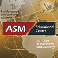 ASM Educational Center logo