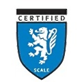 Certified Scale logo