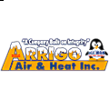 Arrigo Air & Heat logo