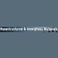 Nanostructured & Amorphous Materials logo