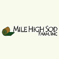 Mile High Sod Farm logo