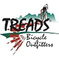 Treads Bicycle Outfitters logo