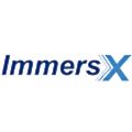 ImmersX logo