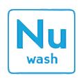 NuWash logo