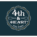 4th and Heart logo