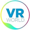 VR World NYC logo