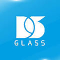 DS GLASS logo