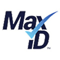 MaxID logo