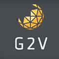 G2V Optics logo