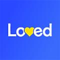 Loved logo