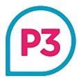 P3 Charity logo