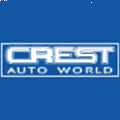 Crest Auto World logo