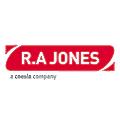 R.A JONES logo