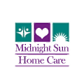 Midnight Sun Home Care logo
