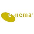 E-nema logo